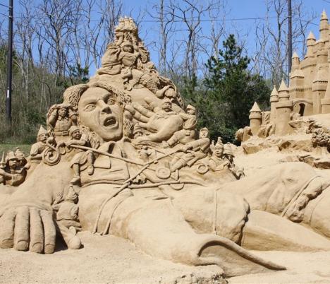 Construcciones de arena