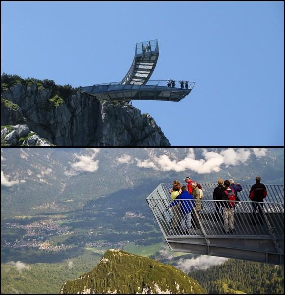 AlpspiXCima del Alpspitze, Alemania
