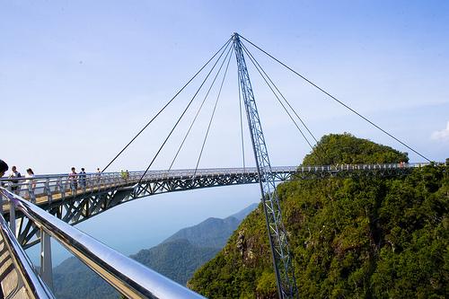 Langkawi Sky BridgePulau Langkawi, Malasia