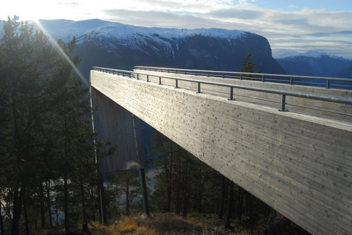StegansteinAurland, Noruega