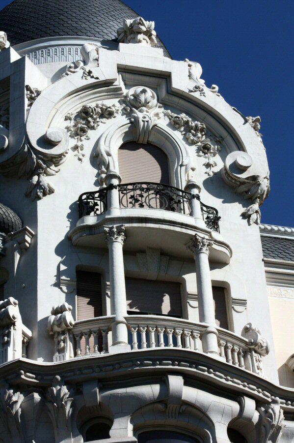 Balcón Casa Gallardo