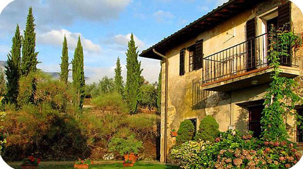 Sue os dec bajo el sol de la toscana cultura dec for La casa toscana tradizionale