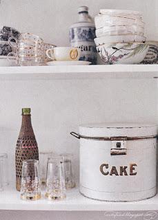 Accesorios de cocina vintage