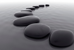 black-zen-stones
