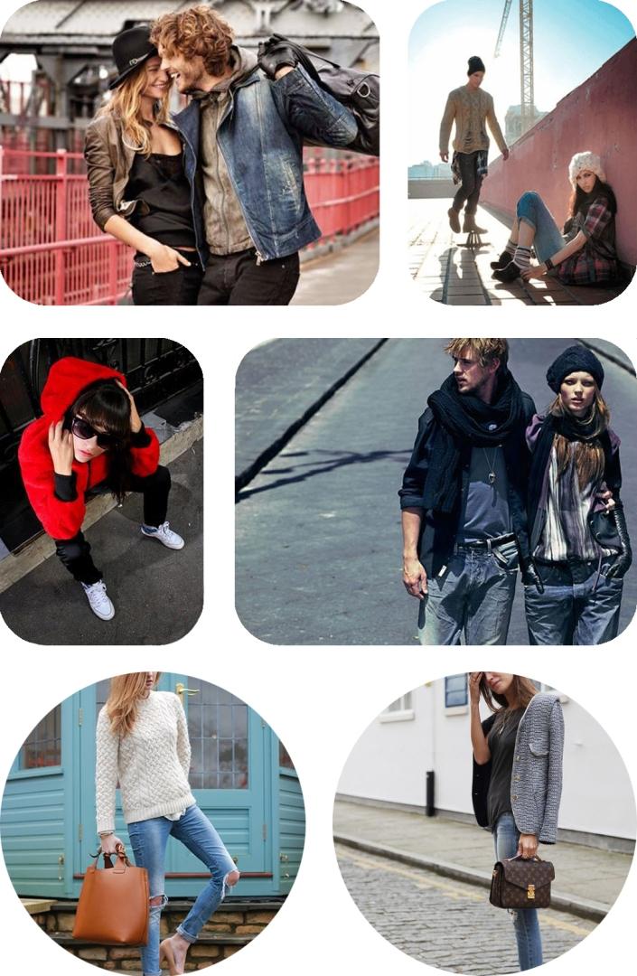 10 moda urbana