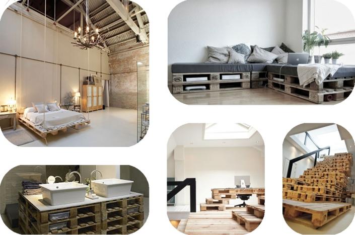 12 muebles