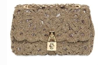 Dolce & Gabbana bag croche
