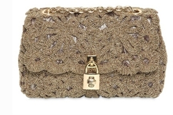 Dolce & Gabbana bag croche