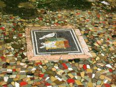 Mosaico de la Casa del Fauno en Pompeya