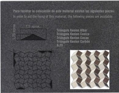 Posibilidades mosaico Kenion
