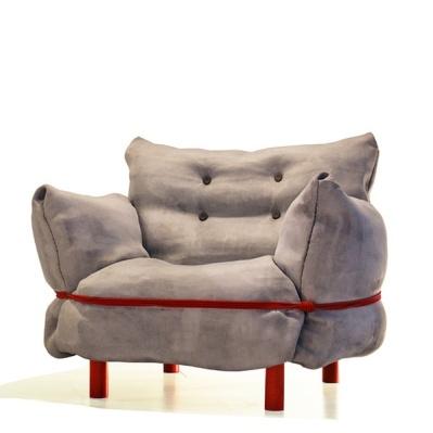 Sofa apariencia cemento