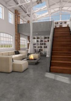 Ambiente Vives. cemento cerámico en revestimiento y pavimento