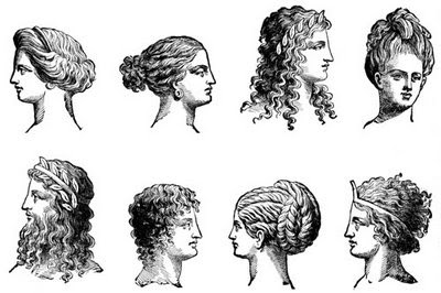 peinados griegos (1)