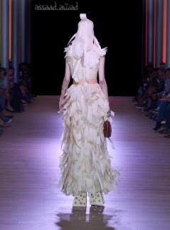 Vestido Madera. Assaad Awad