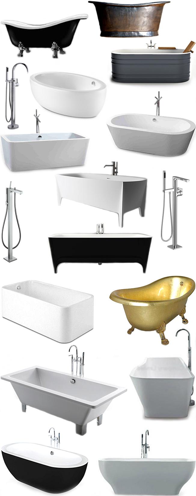 bañeras étnica