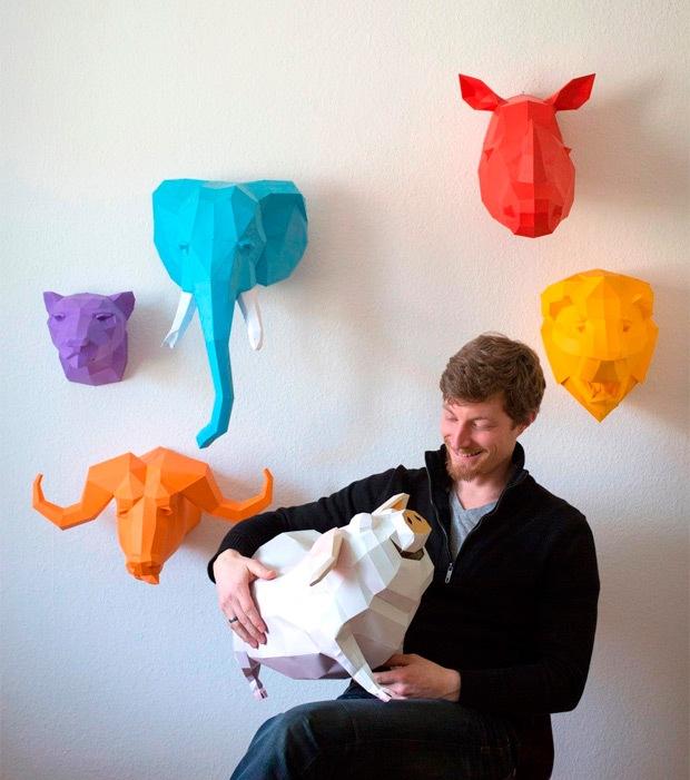 paperwolf-esculturas-papel-animales-geometricos-14