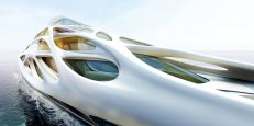 Zaha Hadid Architects for Bloom+Voss Yatch