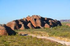 Bungle Bungle Range ( Purnululu National Park en Western Australia)