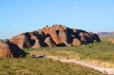 Bungle Bungle Range ( Purnululu National Park en Western Australia)