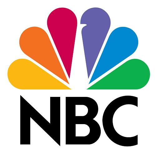 El espacio en blanco en el centro del logo de NBC crea la silueta de un pavo real, y los colores son sus plumas. Esto simboliza como NBC está orgullosa de lo que emite a través de su famoso canal.