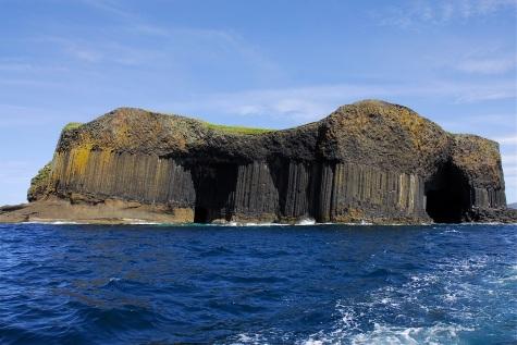 Cueva Fingal, Isla Staffa