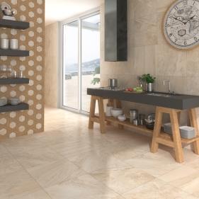 WORLD FLYSCH: Lesnaya Beige - 20x17'5cm. | Pavimento - Porcelánico | VIVES Azulejos y Gres S.A.