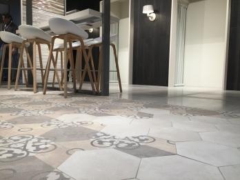 RIFT: Hexágono Rift 23x26,6cm. | Pavimento Porcelánico | VIVES Azulejos y Gres S.A.