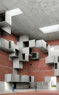 pixels arquitectura