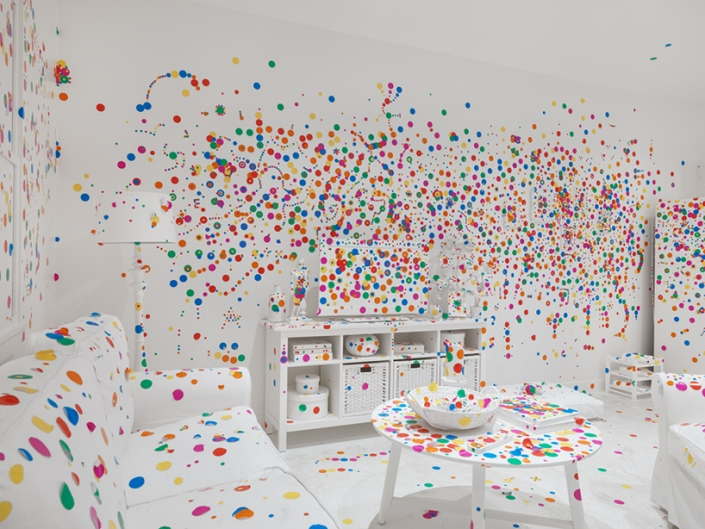 yayoi-kusama-give-me-love-david-zwirner-new-york-designboom-16