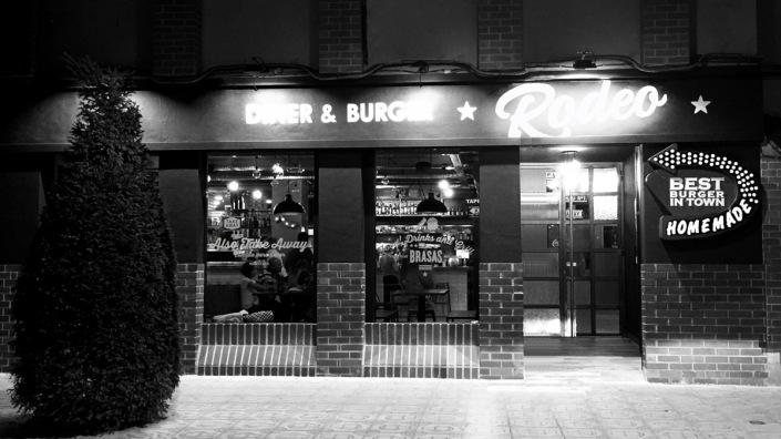 Un restaurante en tendencia