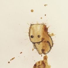 I-draw-coffee-monsters-from-random-coffee-stains.2__605