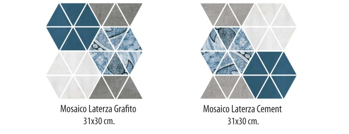 mosaico laterza