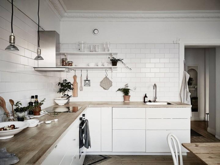Cocinas Blancas Rusticas. Good With Cocinas Blancas Rusticas ...