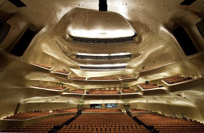 Ópera de Guangzhou en China