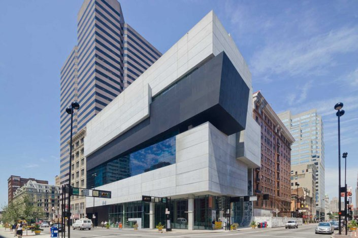 Centro de Arte en Cincinnati