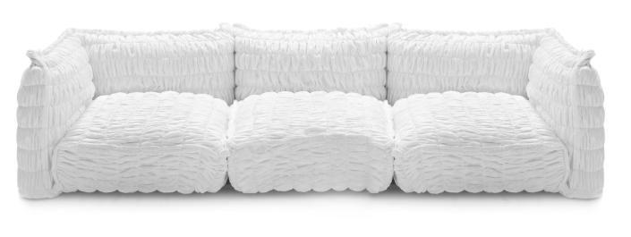 Cloud Paper Sofa