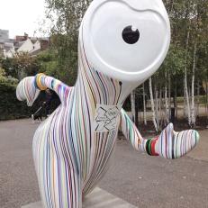 2012 public art
