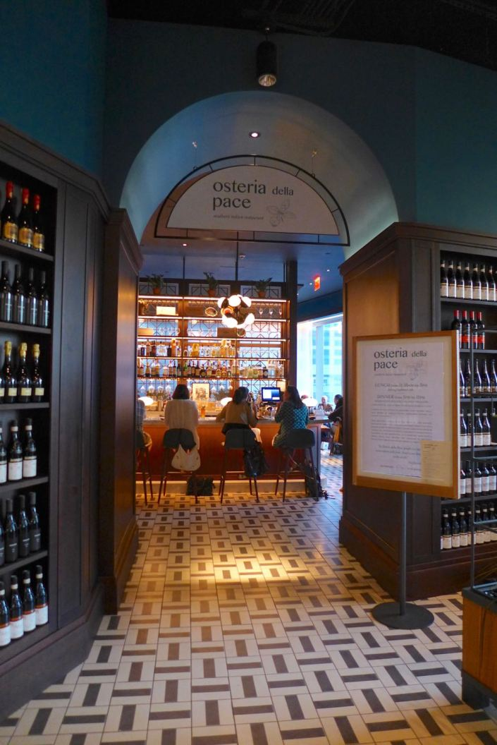 entrance-to-osteria-della-pace-at-eataly-downtown-nyc