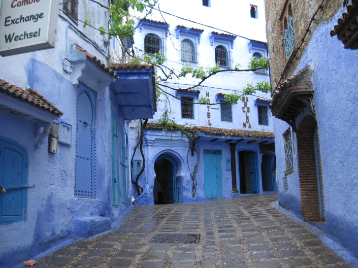 chaouen-blue-city