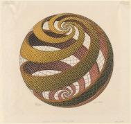 sphere spirals