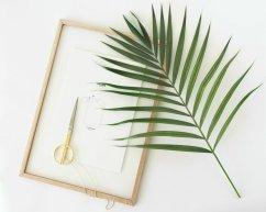 DIY-Leaf-Art-Wall-Decoration-supplies