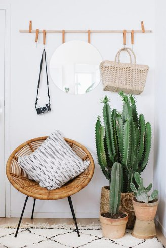 dentrada-estilo-boho-bohemio-etnico-recibidor-hallway