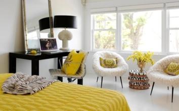 decoracion-dormitorio-amarillo