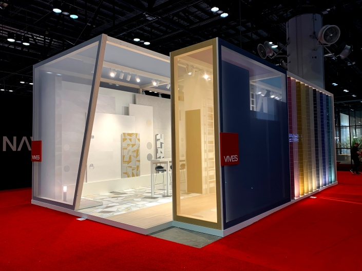 Vives en Coverings 2019
