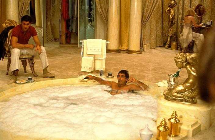 Bath-Scarface