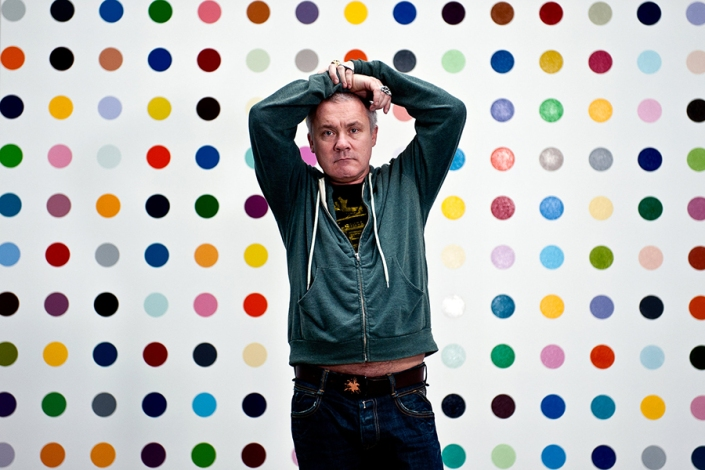 Damien Hirst -The Complete Spot Paintings-