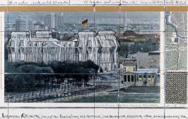 Wrapped-Reichstag-lavoro-preparatorio