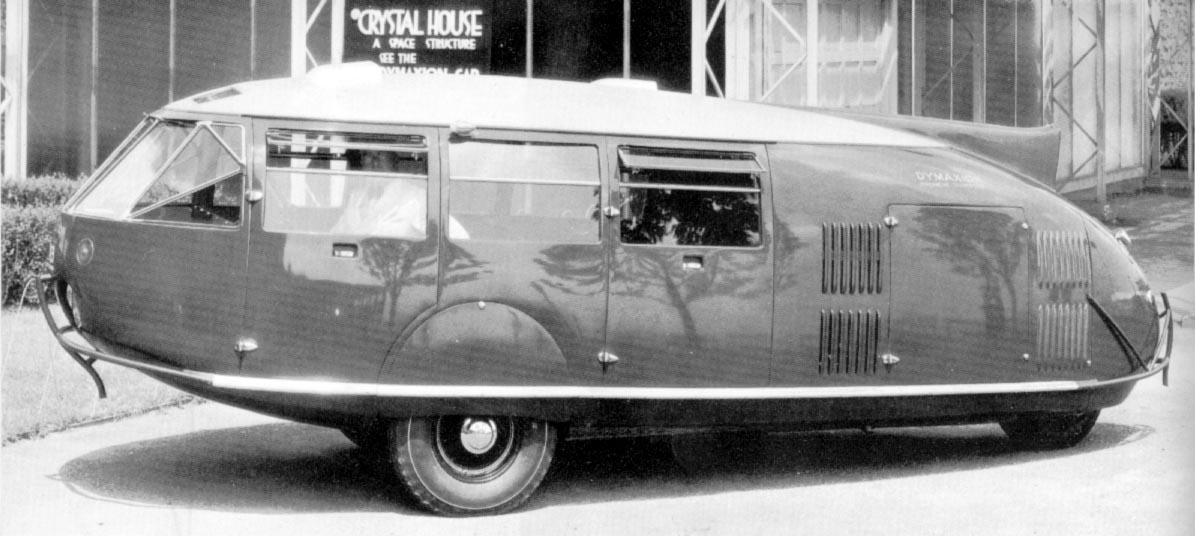 Dymaxion-car