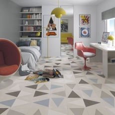 POP TILE · Leslie-R
